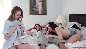 multiple dicks ass