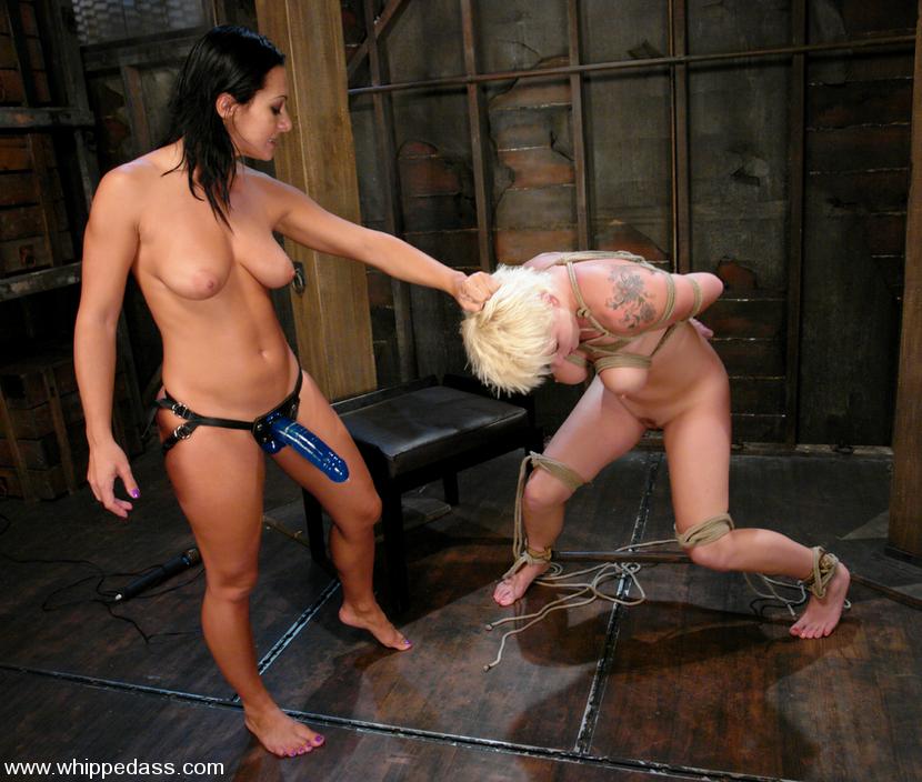 female feet self bondage
