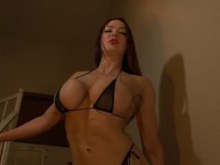 sexy girls doing pool pic